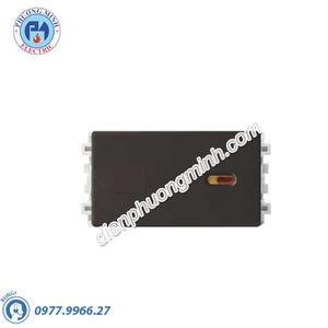 Công tắc 1 chiều size S màu đồng - Model 8431S_1_BZ_G19