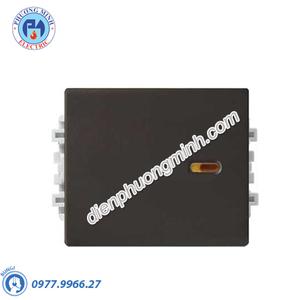 Công tắc 2 chiều size M màu đồng - Model 8431M_2_BZ_G19