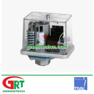 Công tắc áp suất FF 4   Tival Pressure Switch FF4   Tival Sensor Việt Nam
