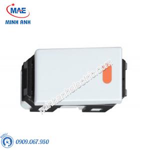 Công tắc D có đèn báo, 2 tiếp điểm - Model WEV5033-7SW