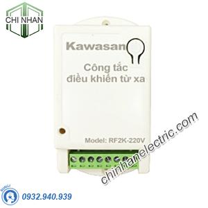 Công Tắc Điều Khiển Từ Xa, 2 Kênh - RF2K-12V (không gồm remote) - KAWASAN