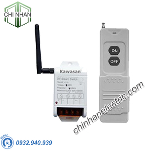 Công Tắc Điều Khiển Từ Xa 3 Pha(380V) - RF16B-RM2D - KAWASAN