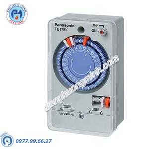 Công tắc đồng hồ Timer - Model TB178