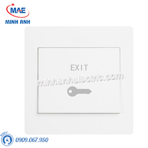 Công tắc Exit 10A Hager - Model WGML111EAS