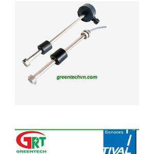 Công tắc phao TS-RFK  Tival Float switch TS-RFK, Level probe   Tival Sensor Việt Nam