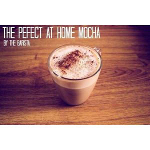 Công thức pha chế hạt cafe moka thơm ngon