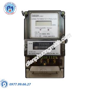 Công tơ điện tử 1 pha EMIC - Model CE-38