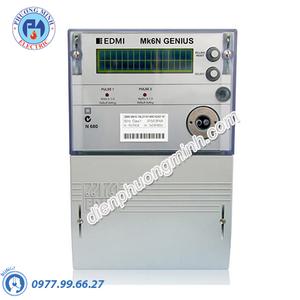 Công tơ điện tử 3 pha EDMI - Model Genius Mk6E