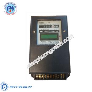 Công tơ điện tử 3 pha EMIC - Model MV3E43T 5(6)A