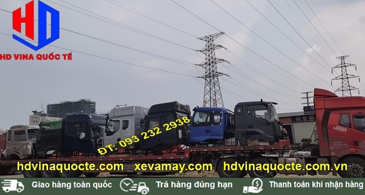 Công ty bán và nhập khẩu cabin lớn nhất Hà Nội Việt Nam