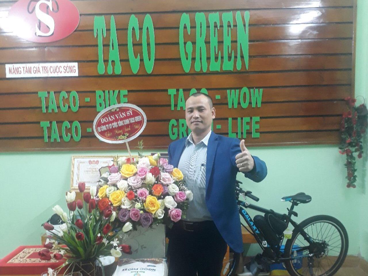 Công Ty Taco Green Hình 2