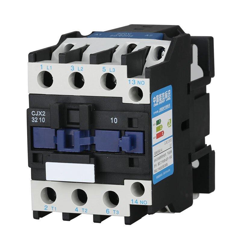 Khởi động từ AC contactor CJX2 3210/3201 220V 380V 32A