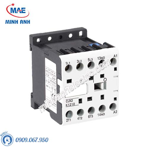 Khởi động từ Contactor loại CJX2-K09 3P 9A