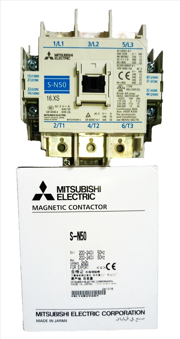Contactor Mitsubishi S-N50