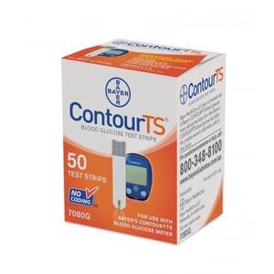 Que thử đường huyết ContourTS 50