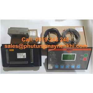 CONTROLLER FOR SCREW AIR COMPRESSOR MAM880