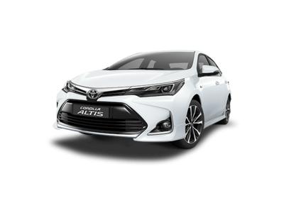 Corolla Altis 1.8G (CVT)