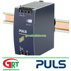 CP10.242 | Puls | Bộ nguồn gắn Din Rail 1 Pha 24VDC, 10A | Puls Vietnam | Bộ nguồn Puls