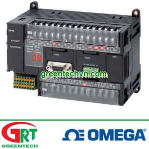 DIN rail PLC / compact / Modbus / I/O CP1H series