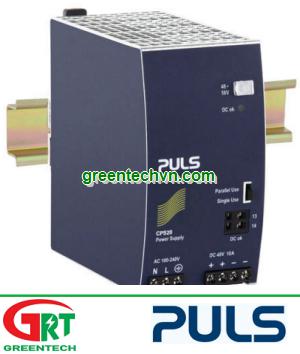 CPS20.481 |Bộ nguồn Puls| AC/DC power supply CPS20.4 | Puls Vietnam | Đại lý nguồn Puls tại Việt Nam