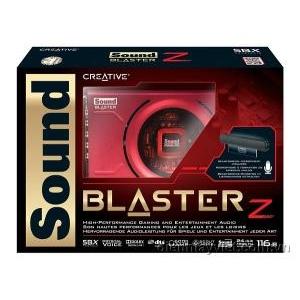 Creative Sound Blaster Z SBX PCIE SB1500