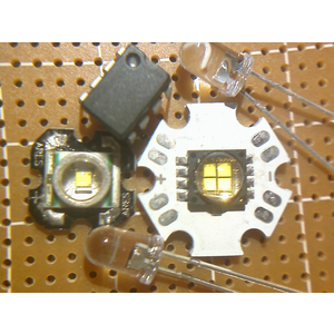 LED chip, LED module của hãng Cree, USA