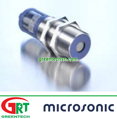 crm+35/IU/TC/E | Microsonic | Cảm biến tiệm cận Siêu âm | crm+ ultrasonic sensors | Microsonic