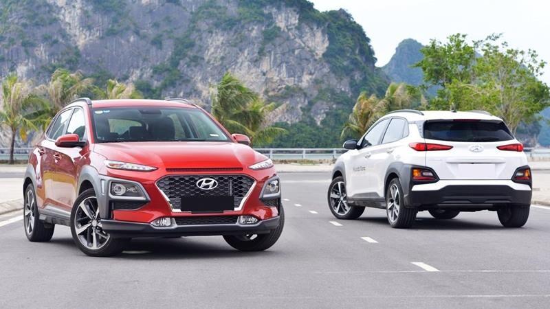 Crossover 700 triệu Hyundai Kona