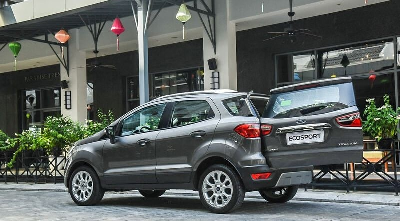 Crossover cỡ nhỏ Ford Eco Sport