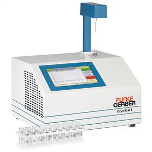 Máy đo tự động điểm đông / điểm đóng băng của Sữa
