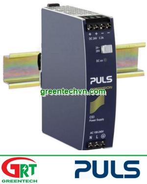 Bộ nguồn Puls CS3.241 | AC/DC power supply CS3.241 | Puls Vietnam | Đại lý nguồn Puls tại Việt Nam