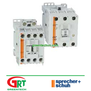 CS7E-31E-110E   CS7E-31E-220E   Sprecher Schuh   Relay   Contactor   Sprecher Schuh