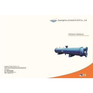 CSR series shell and pipe evaporators