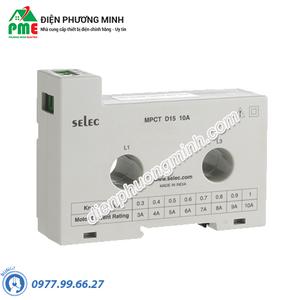 CT dùng cho Relay MPR Selec - Model MPCT D15 10A