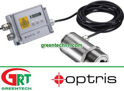 Optris CT XL 3M | Infrared thermometer | Nhiệt kế hồng ngoại Optris CT XL 3M | Optris Vietnam