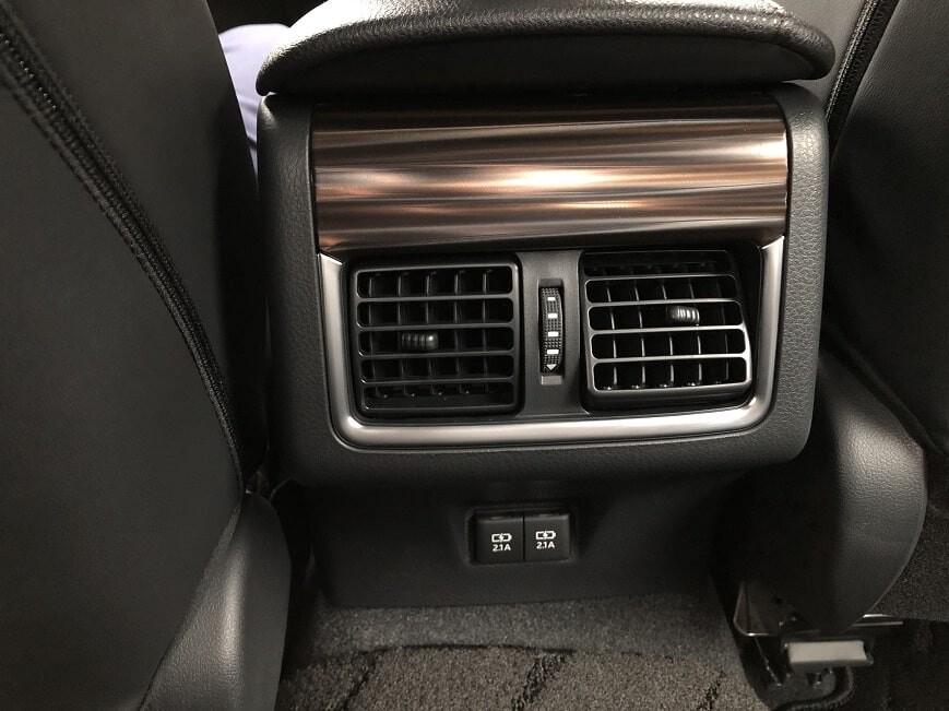 Cửa gió điều hòa xe Camry nhập khẩu 2.5Q