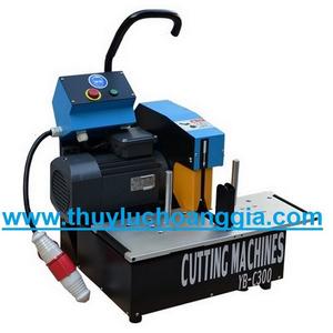 Cửa hàng bán máy cắt ống cao su thủy lực YUBEN-C300 rẻ nhất ở Bình Dương