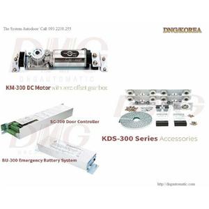 Cửa kính tự động hàn quốc KDS 300