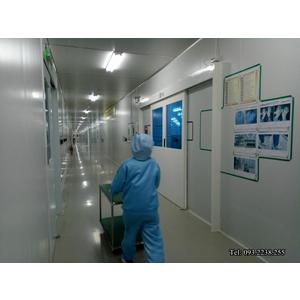 Lắp đặt cửa tự động cho nhà máy sản xuất điện tử tại các khu công nghiệp