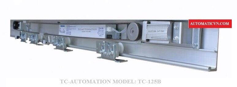 Cửa trượt tự động TC-125B TC-AUTOMATION