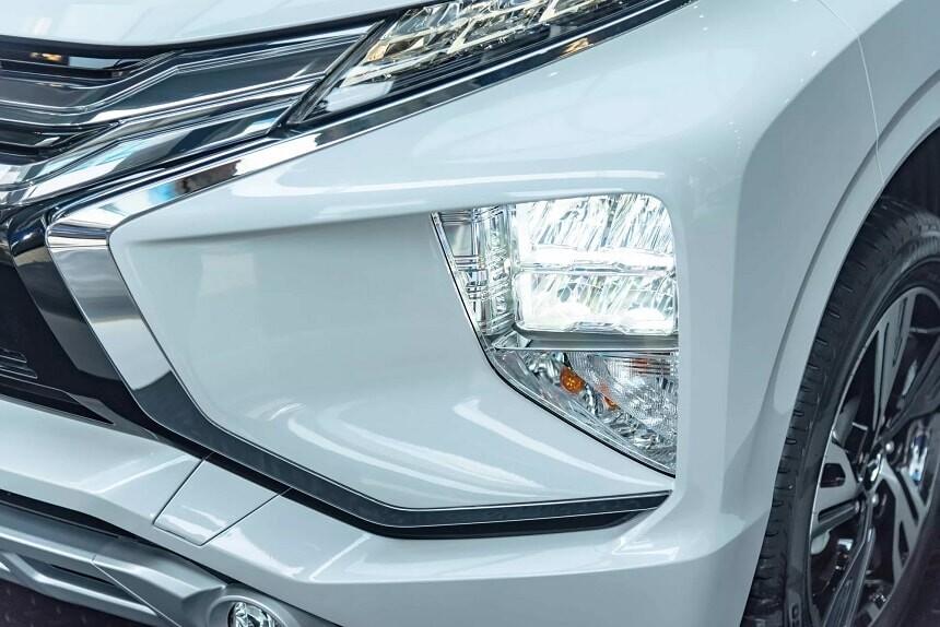 Cụm đèn pha công nghệ LED cực sáng của Mitsubishi Xpander 1.5 AT