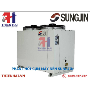 Cụm máy nén Sungjin SLPIC