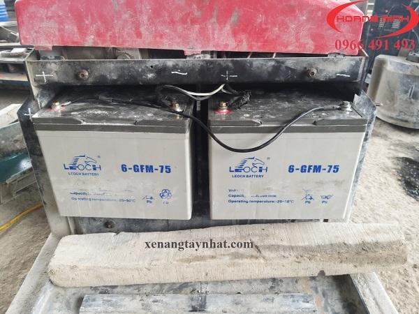 Bình ắc quy xe nâng điện Heli, Hangcha, Noblift giá rẻ