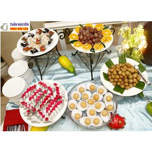 Cung cấp Giá trưng bày tiệc Buffet