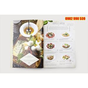 Cung cấp menu nhà hàng