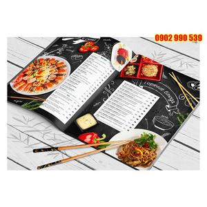 Cung cấp menu tại HCM