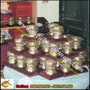 Cung cấp quà tặng trống đồng, trống đồng đúc mô hình văn hóa Việt Nam