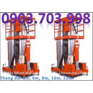 Cung cấp Thang nâng Noblelift từ 3m đến 16m Tại TP.HCM