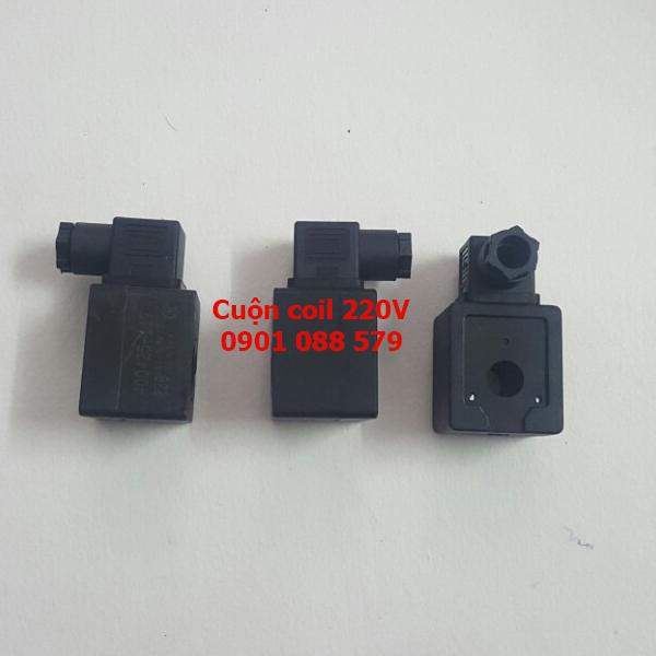Cuộn coil | Coils for Solenoid Pulse Valves DC24V và 220V