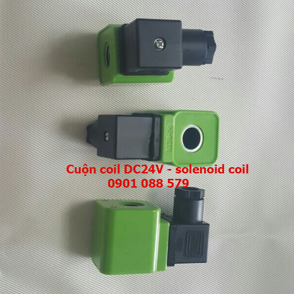 Cuộn coil | solenoid Coil DC24V